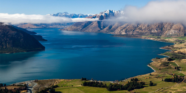 Lihat Special North - South Highlight New Zealand