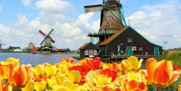 Super Sale West Europe + Zaanse Schans