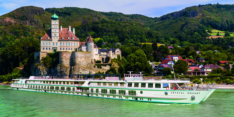 Danube River Cruise Christmas Dreams