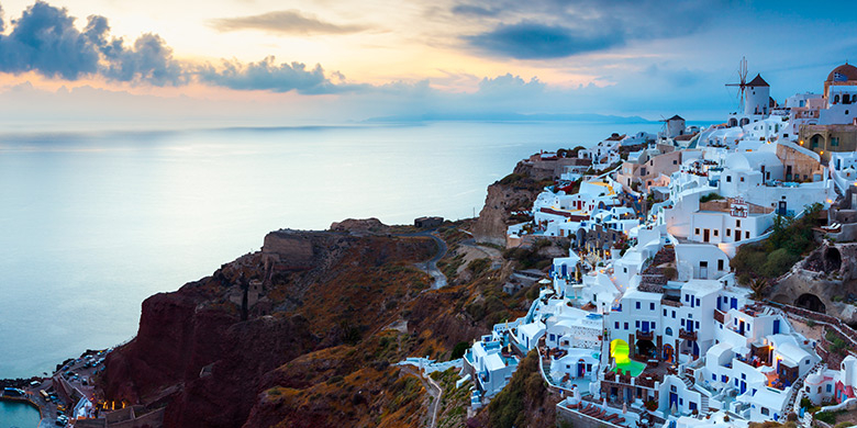 Amazing Greece + Mykonos & Santorini