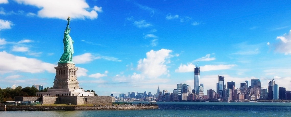 Explore East Coast USA + Liberty Cruise