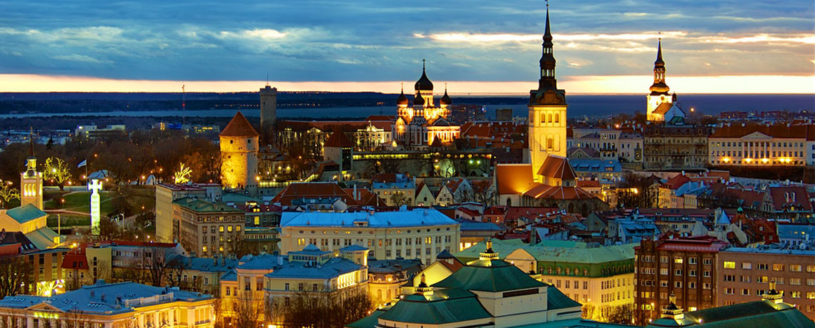Favorite Baltic Countries + Belarusia, Riga & Tallinn