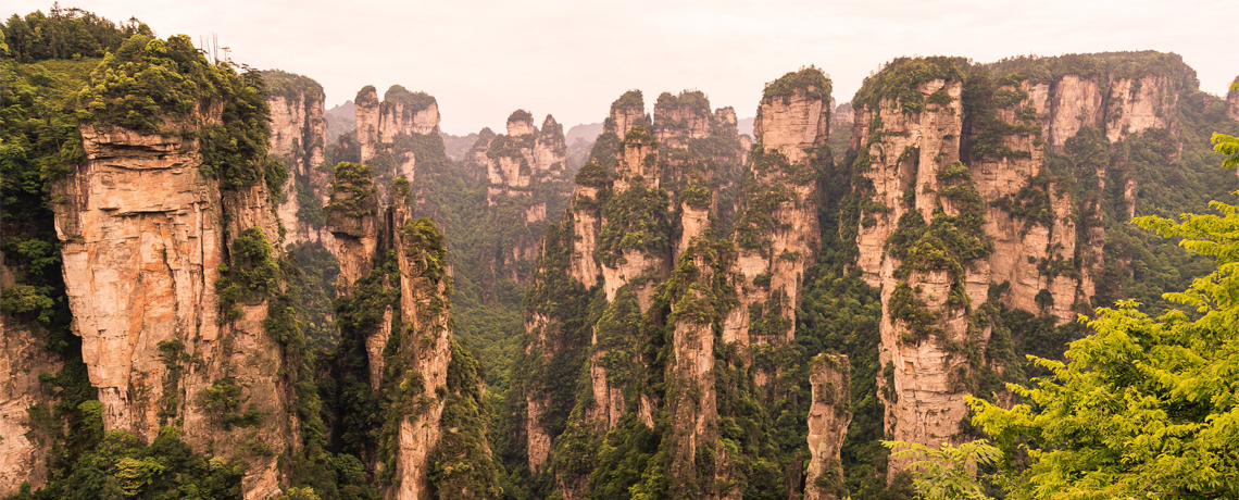 Explore Guilin + Zhangjiajie