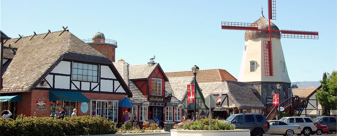 Amazing West Coast USA + Disneyland & Solvang