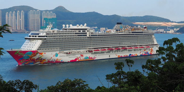Free & Easy Package Cruise Christmas & New Year Southeast Asia Sailing