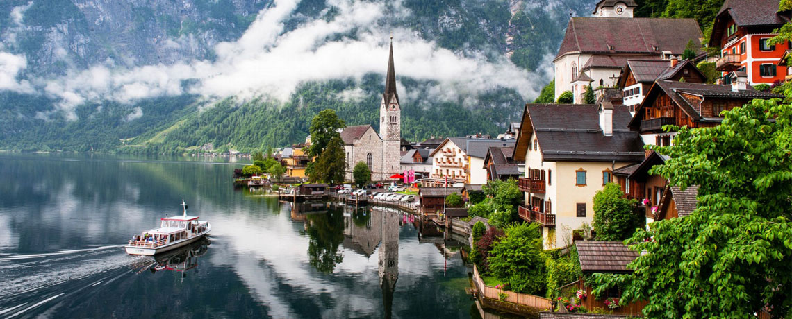 Favorite Eastern Europe + Hallstatt & Parndorf Outlet