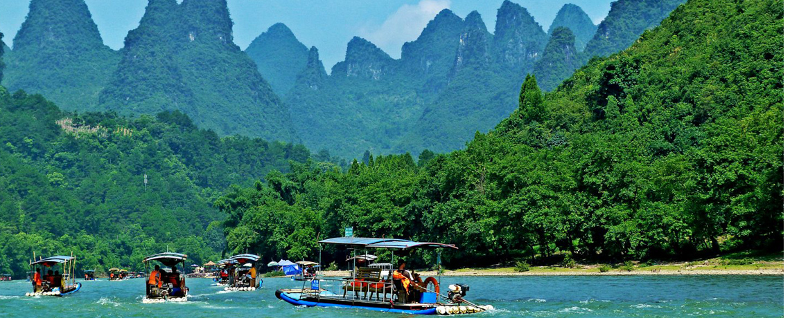 Favorite Guilin Yangshuo