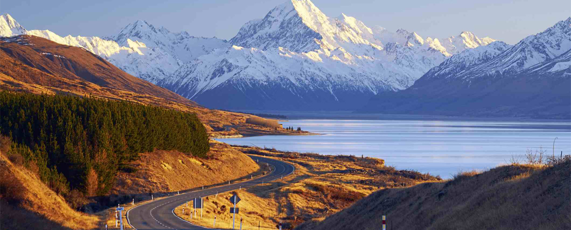 Favorite New Zealand South Island