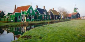 Super Sale West Europe Express & Zaanse Schans