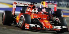 Lihat F1 Singapore Package
