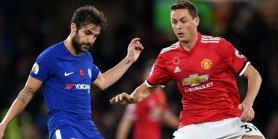 Lihat England Football Match Manchester United Vs Chelsea