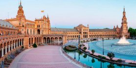 Favorite Spain + Monte Carlo & Paris