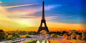 Favorite West Europe Best Of Benelux & Paris