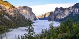 Lihat West Coast + Yosemite