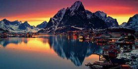 Amazing Northern Europe + Arctic Circle Land Of The Midnight Sun
