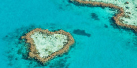 Amazing Australia + Hamilton Island & Heart Reef Joy Flight