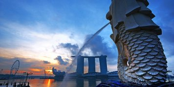 Lihat Singapore Shopping Tour