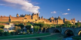 Favorite West Europe + Lourdes & Carcassonne