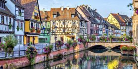 Favorite West Europe + Colmar & Titisee