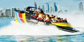 Amazing Australia Dreamland Tangalooma + Paradise Jet Boating, Blue Mountain & Phillip Island