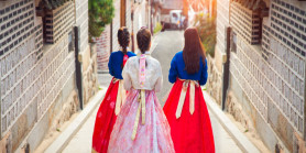 Favorite Korea Everland + N'Seoul Tower & Hanbok Experience