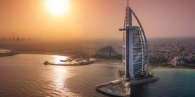 Lihat Dubai Tour + Creek Cruise