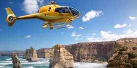 Amazing Australia Dreamland Tangalooma Helicopter Adventure + Phillip Island & Blue Mountain