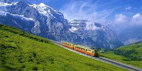 Favorite Switzerland + Jungfraujoch