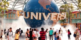 Lihat Singapore With Night Safari + Sentosa Universal Studios Singapore