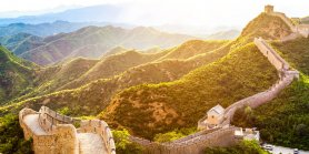 Ramah China Highlight Great Wall Muslim Tour