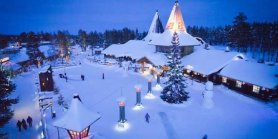 Amazing Rovaniemi + Santa Claus Village & Kirkenes King Crab Catching, Igloo House & Paris Shopping