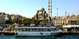 Favorite Turkey + Cotton Castle & Bosphorus Cruise