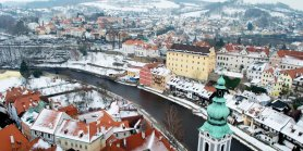 Favorite Eastern Europe & Germany + Concentration Camp, Cesky Krumlov & Hallstatt