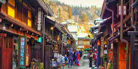 Favorite Japan Alpine Route + Shirakawago & Gotemba Premium Outlet