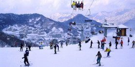 Favorite Korea Winter Ski + Everland & Painter's Hero Show