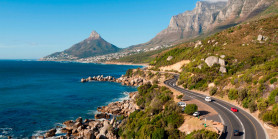 Amazing South Africa + Garden Route & Stellenbosch