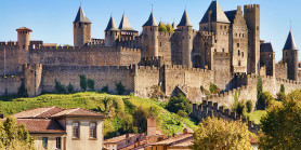 Favorite West Europe San Marino + Cinque Terre & Carcassone Castle