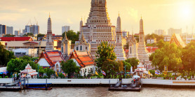 Super Sale Bangkok Pattaya + Frost Magical Ice Of Siam & Wat Arun