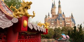 Explore China Dreamland + Disneyland