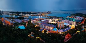 Lihat Resort World Sentosa Multi Attraction Singapore