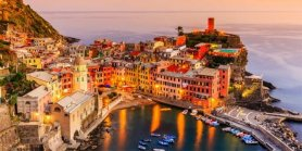 Favorite West Europe + Cinque Terre & Titisee