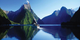 Favorite New Zealand The Hobbiton + Milford Sound & Nomad Safari