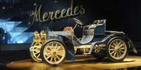 Europe Tour Mercedes Benz Museum Stuttgart & The World's Greatest Classic Car Show Essen
