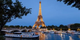 Lihat Paris Seine River Cruise
