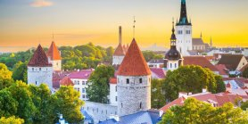 Amazing Baltic Countries + Trakaj, Riga & Tallinn