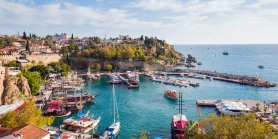 Super Sale Turkey + Antalya, Konya & Bosphorus Cruise
