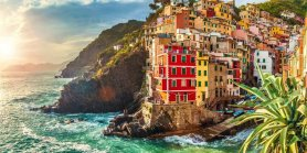 Favorite West Europe + Cinque Terre
