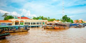 Super Sale Vietnam + Ha Long Bay Cruise & My Tho Tour