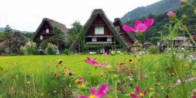 Favorite Japan Alpine Route + The Historic Villages Of Shirakawago