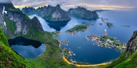 Amazing Northern Europe + Lofoten Islands & The Land Of Midnight Sun